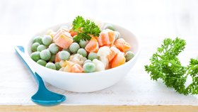 Při správném postupu si zelenina zachová nejen svoji chuť, ale i většinu vitamínů a nutričně cenných látek.