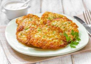 Hurá na bramboráky! Rychlá, levná a skvělá večeře 5krát jinak