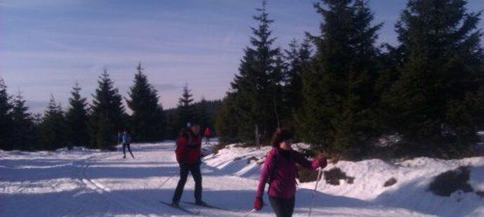 Jizerská padesátka se pojede na památku mrtvých horolezců