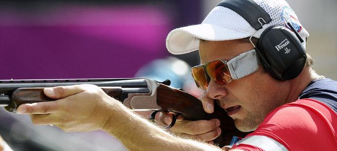 David Kostelecký patří k nejlepším českým střelcům, jak se mu bude dařit na ME?