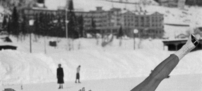 Legenda českého krasobruslení Ája Vrzáňová