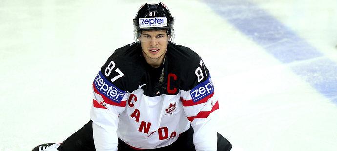 Sidney Crosby by se rád stal členem Triple Gold Clubu.