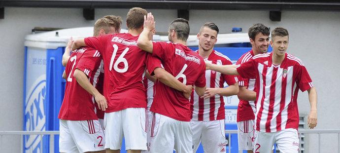 Fotbalisté Žižkova od příští sezony nebudou působit v profesionálních soutěžích