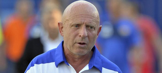 Mladoboleslavského trenéra Karla Jarolíma mrzely chyby v defenzivě.
