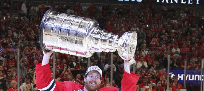 I Keith vyhrál Stanley Cup už potřetí.