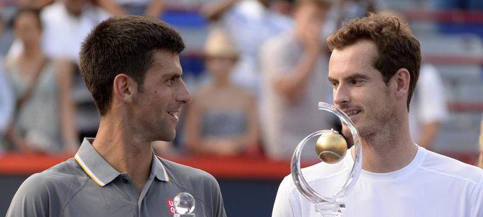 Podeváté už Murray s Djokovičem neprohrál.