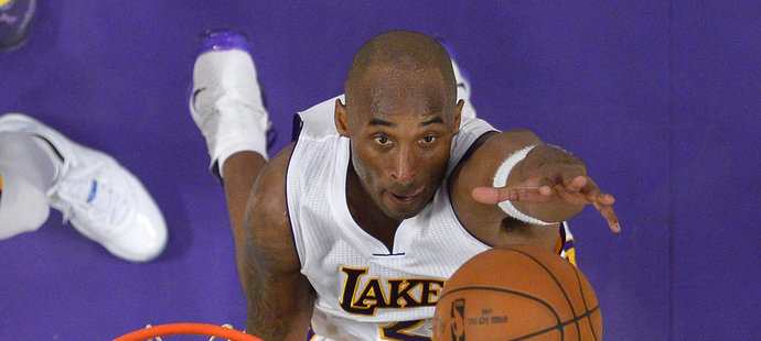 Třetí nejlepší střelec historie NBA Kobe Bryant po sezoně ukončí kariéru.