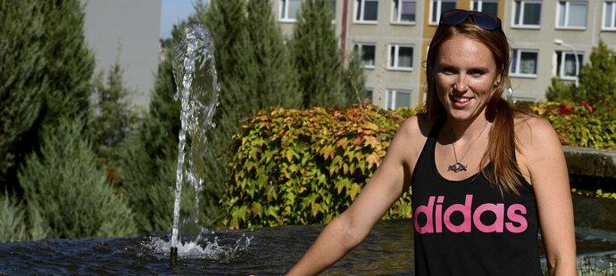 Kristýna Kolocová se zúčastní prvního z letošních Běhů pro Světlušku