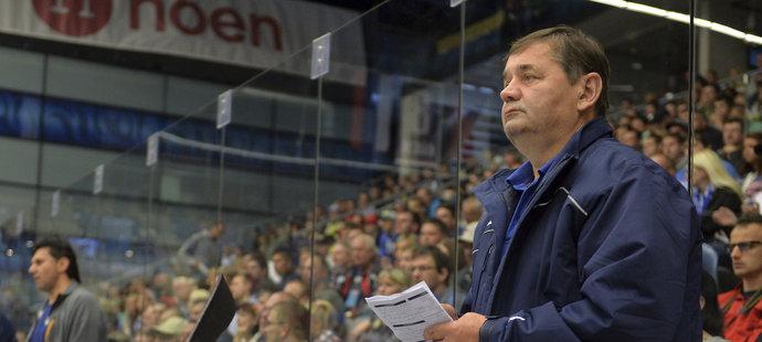 Disciplinární komise extraligy potrestala asistenta chomutovských hokejistů Břetislava Kopřivu
