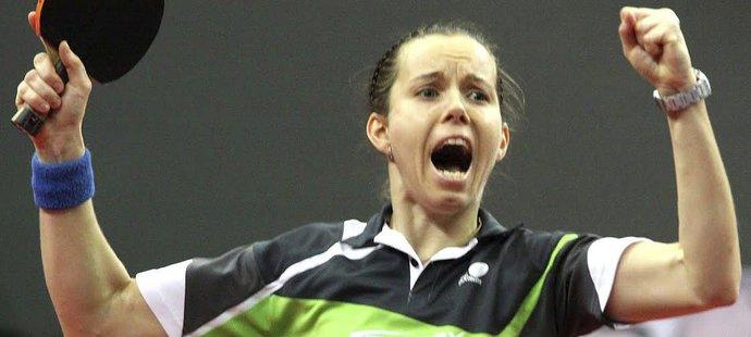 Iveta Vacenovská by měla být oporou českého týmu na mistrovství světa družstev