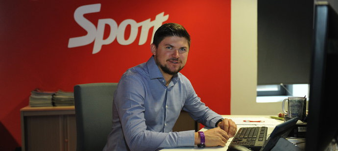 Martin Prokop si po návratu z Rallye Dakar našel čas i na čtenáře serveru iSport.cz