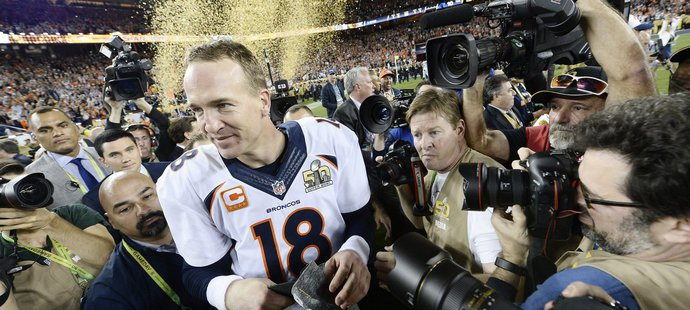 Peyton Manning vyhrál Super Bowl už podruhé
