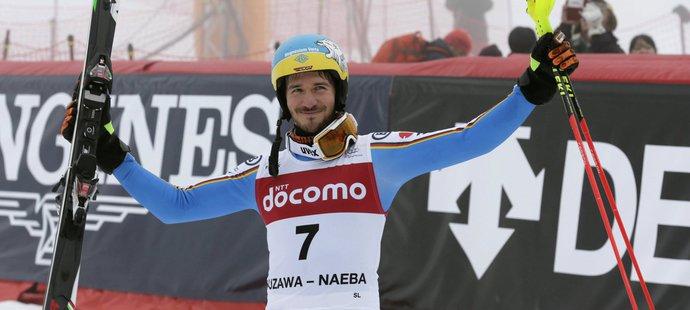 Neureuther vybojoval dvanácté vítězství v kariéře