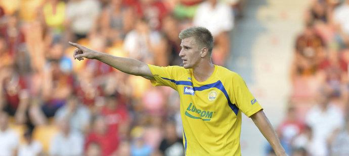 Zlínský obránce Jakub Jugas tvrdí, že týmu chybí bývalý kapitán Lukáš Železník