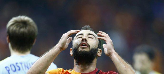 Fotbalisté Galatasaray rok nesmí hrát evropské poháry