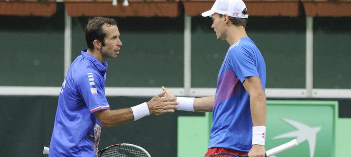 Nepříjemný soupeř. České tenisty čeká v baráži Davis Cupu Nizozemsko
