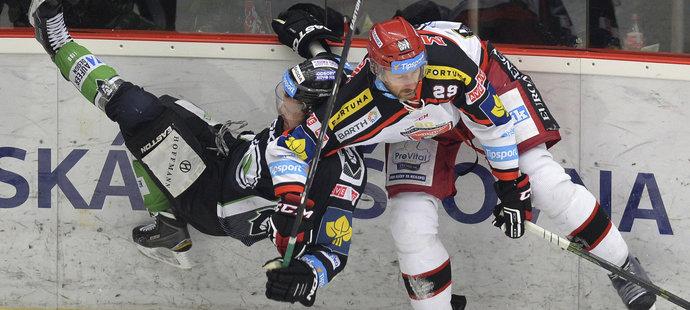 Karel Pilař v souboji s Pavlem Musilem