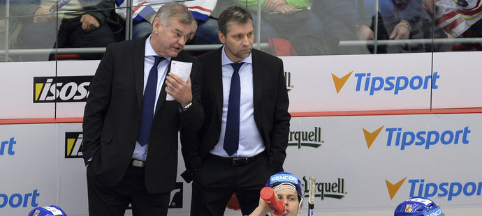 Vladimír Vůjtek zatím pozval 21 hokejistů