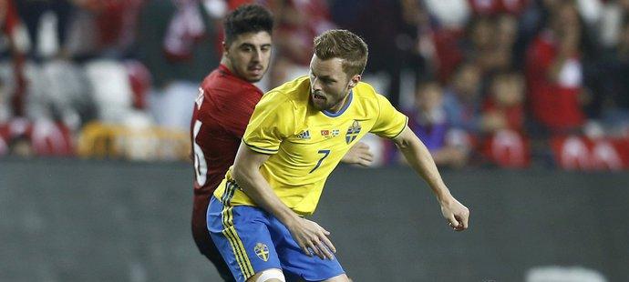 Švédská reprezentace nestačila na Turecko