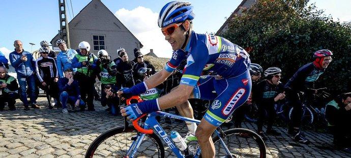 Antoine Demoitié nepřežil pád pod kola motocyklu (archivní foto)