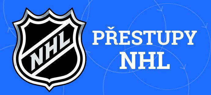 Sledujeme všechny přestupy v NHL
