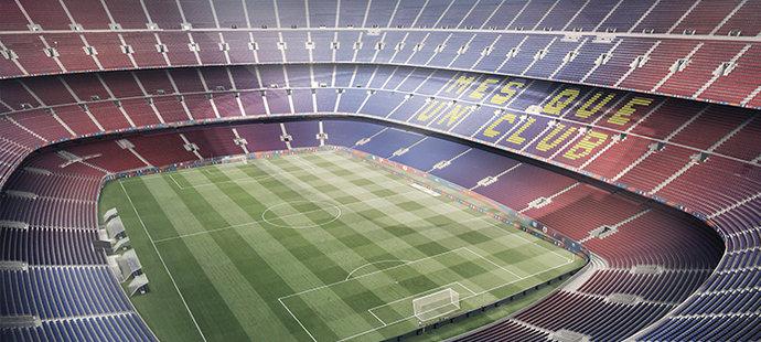Takhle budou vypadat tribuny na novém Camp Nou