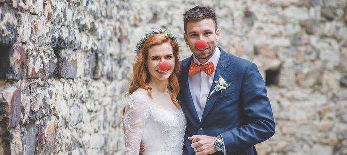 Novomanželé Koukalovi se radostnou zprávou pochlubili na facebooku