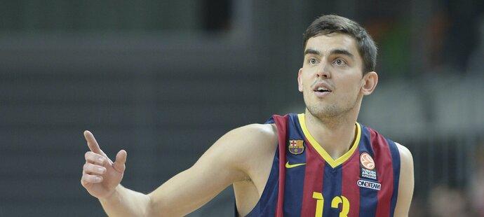 Basketbalista Tomáš Satoranský byl vybrán mezi nejlepší hráče ve Španělsku