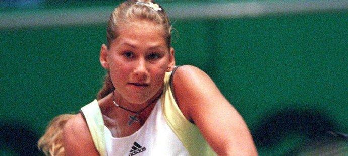 Anna Kurnikovová byla výbornou tenistkou