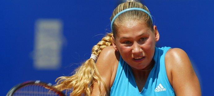 Anna Kurnikovová to dotáhla na osmé místo světa