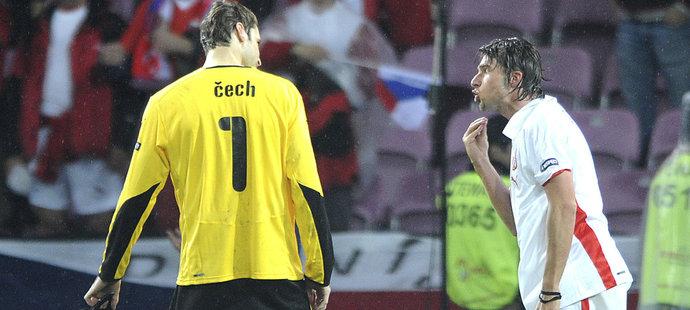 Vyřazení od Turků na EURO 2008? Zklamání, pak prázdno, říká Grygera