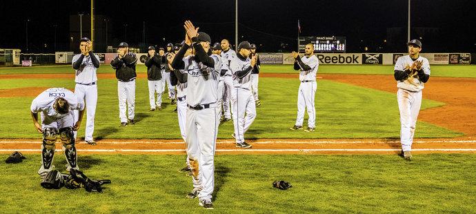 Baseballisté Draků Brno slaví důležité vítězství (archivní foto)