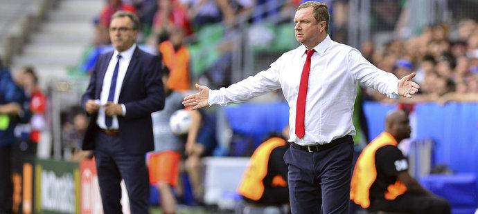 Pavel Vrba se chystá dát týmu novou šťávu
