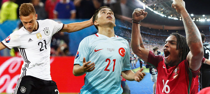 Objevy na EURO 2016: Top ŠEST hvězd, které okouzlily fanoušky