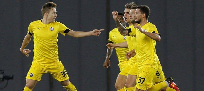 Dinamo Záhřeb může s Plzní bojovat o Ligu mistrů