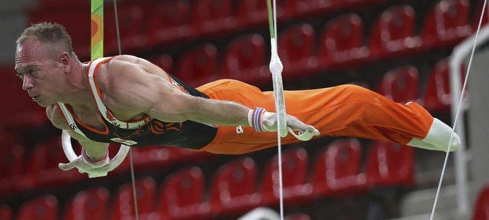 Yuri van Gelder byl po proflámované noci v Riu de Janeiro vyhozen z olympijských her.