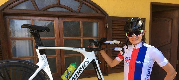 Martina Sáblíková se dlouho připravovala v Riu na olympijskou časovku, do ní jí ale nepustila ani arbitráž CAS