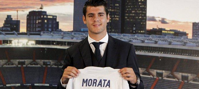 Álvaro Morata se vrátil do Realu Madrid