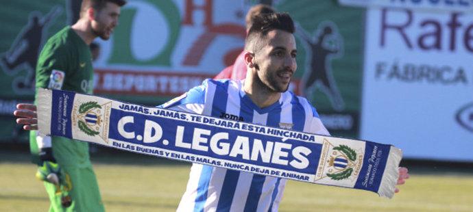 Poprvé v dějinách se do La Ligy dostal provinční klub Club Deportivo Leganés
