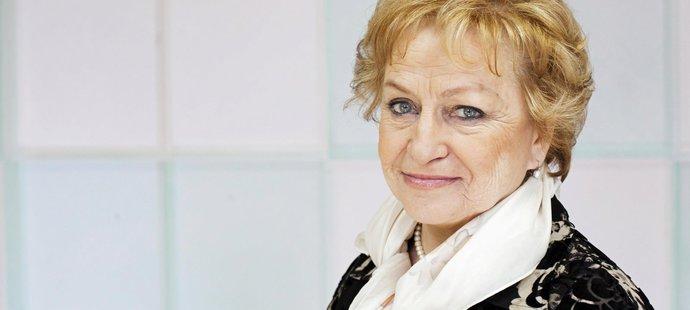 Věra Čáslavská podlehla zákeřné rakovině