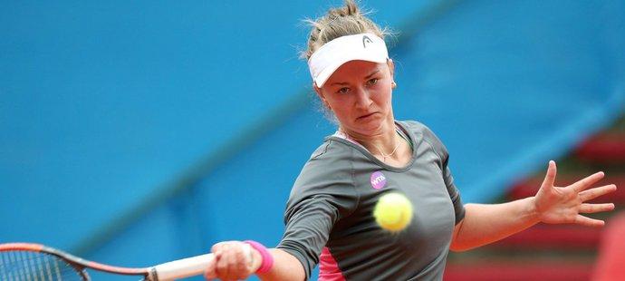 Barbora Krejčíková se připsala na US Open cenný výsledek