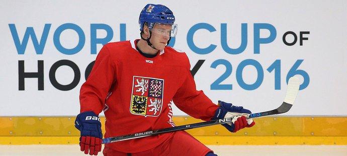 Ondřej Palát se vrátil na místo, kde zahájil kariéru v NHL
