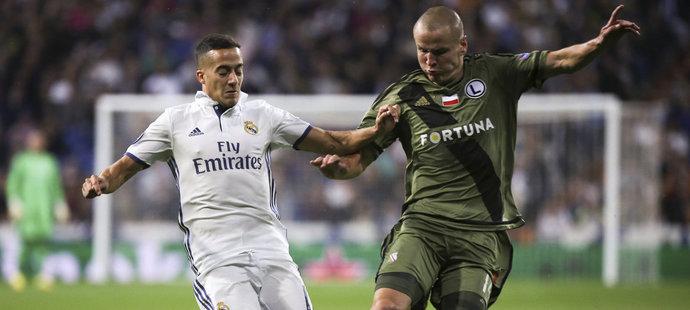 Hloušek na Realu: Bale mu upláchl před gólem, pak mu to vrátil a pobavil