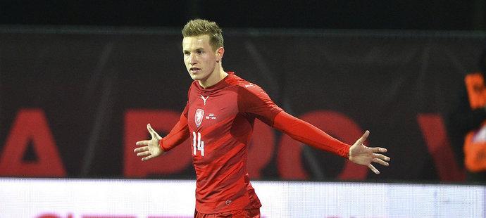 Záložník české reprezentace Jakub Jankto