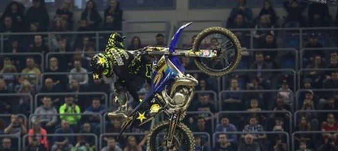 Filip Podmol dojel na výborném šestém místě