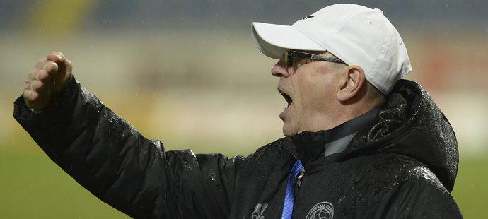 Trenér Zlína Páník dovedl svůj tým se semifinále poháru