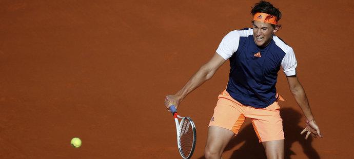 Rakouský tenista trápil Nadala do posledního okamžiku