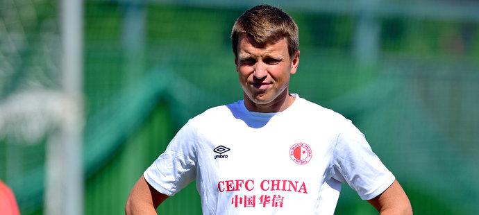 Ukrajinský záložník Ruslan Rotan