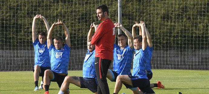 Stramaccioni začal ve Spartě: Váchovi ladily kopačky, Bičík překládal