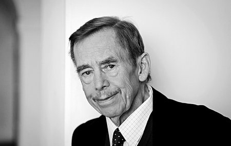 Former Czech president Václav Havel (†75) has died on 18th December 2011